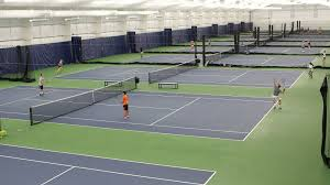led tennis lighting for outdoor and indoor courts