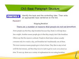 alice oshima ann hogue ppt video online ch3 basic paragraph structure