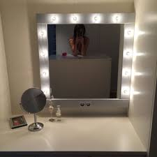 make up mirror with lights vanity mirror in many colors holl