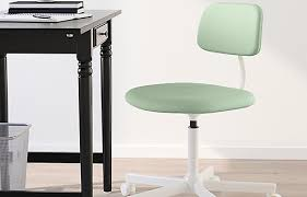 simple office chair. BLECKBERGET Swivel Chair Simple Office