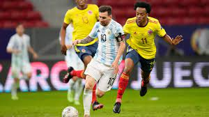 Argentina beat Colombia to reach Copa ...