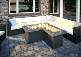 fire pit on wood deck wooden best for portable diy