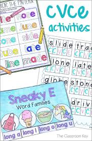 Second grade phonics worksheets get your child to sound things out. Cvce Activities Sneaky Magic 1st And 2nd Grade Phonics Includes Worksheets An Assessment E1st Grade Math Worksheets Worksheet Calculus Limits Review Is A Negative A Whole Number Christmas Math Games Printable Grade