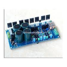 300w high performance power amplifier diy kit w speaker protectionnjw0281 njw0302 or njl4281 mjw4302 jpg