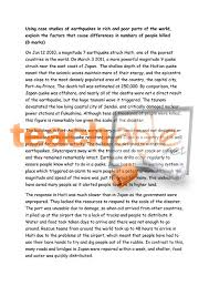 how to write a good essay about earthquakes please check the sample of the previously written essay on the topic earthquake is a terrible kind of natural calamity where earthquake occurs the earth