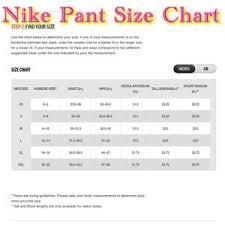 Nike Size Chart Women Bedowntowndaytona Com