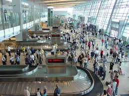 baggage claim airport. Exellent Claim Crowds At Terminal 2 Passengers Crowd Baggage Claim  To Baggage Claim Airport B