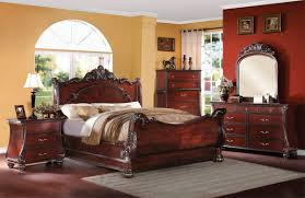 Solid Cherry Bedroom Furniture Sets Solid Wood Bedroom Furniture Solid Teak Azur Bed Frame Bedroom