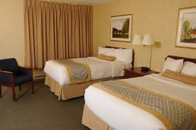 2 double beds.  Beds 2 Double Beds Exterior Room And Beds D
