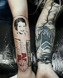 Tetování Star Wars Tetování Tattoo