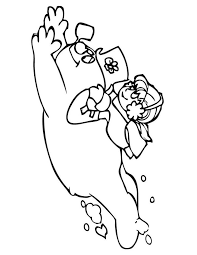 Small Picture 17 bsta bilder om Frosty The Snowman Coloring Pages p Pinterest