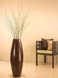 ... Tall Floor Vase Flower Arrangements Big Vases For Living Room With  Flowers ...