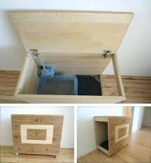 cat litter box solutions amazing design litter box cabinet 27 useful diy  solutions for hiding the . cat litter box solutions ...