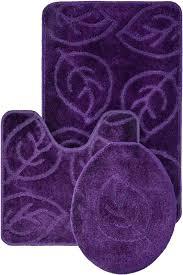 plum bathroom accessories large size of coffee memory foam bath mat purple rugs and towels colored set dark siz