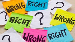 moral relativism and objectivism