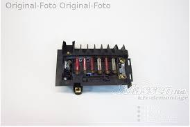 fuse box mercedes benz r129 300 sl 1295400450 boîte à fusibles mercedes benz r129 300 sl 1295400450
