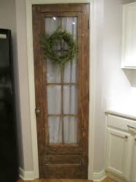 old door pantry new style kitchen navy vine ideas barn doors and drawer fronts ment cabinet