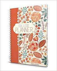 College Planners 2020 Well Planned Day College Planner Blossom July 2019 June