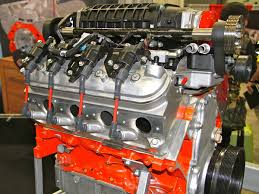 SEMA 2013: BluePrint Engines Offers Supercharged 427 LS Crate ...