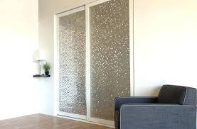 frosted glass sliding doors imposing ideas frosted glass closet doors furniture sliding door options near small