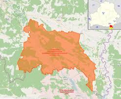 Полесский государственный радиационно экологический заповедник  polesie state radioecological reserve openstreetmap png