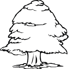 Small Picture Tree 6 coloring page