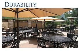 Great mercial Outdoor Tables mercial Outdoor Patio Furniture