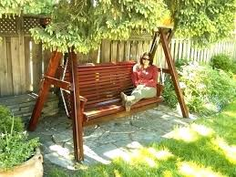 swing bench seat patio swing bench swing bench seat wooden family porch swing bench 3 seater garden swing bench