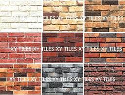 decorative brick wall panels decorative wall brick grey brick wall panel decoration indoor outdoor cladding wall