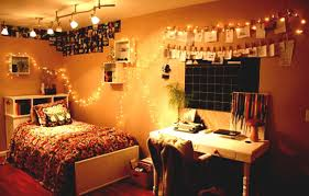 Fairy Lights In Bedroom Also Diy Light Up Your Room Ideas Images .