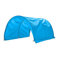 Amazon.com: Ikea KURA Bed tent, turquoise: Home & Kitchen