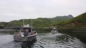 Noaa Chart Updates Noaa Surveyors In Dutch Harbor For Chart Updates Workboat
