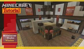 Minecraft Mittelalterliche Villa Einrichtung Youtube Neu Mittelalter