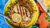 armenian herb marinade grilled chicken breasts