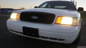 a used p71 crown victoria police interceptor test drive video
