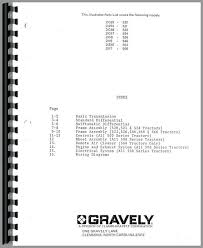 gravely 520 521 522 524 526 546 564 566 convertible walk tractor manual