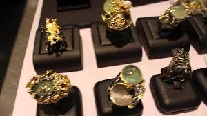 unique designer jewelry by pione gioielli at jogs tucson gem jewelry show you