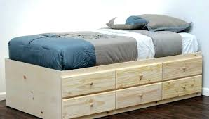 king size bed frame plans – dontpostponejoy.info