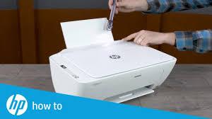 Hp Deskjet 2600 Light Blinking Fixing The Hp Deskjet 2600 All In One Printer When It Does Not Pick Up Paper Hp Deskjet Hp