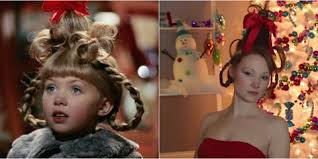 how the grinch stole christmas cindy lou now. Brilliant Stole Image Getty ImagesYouTubeMadeYewLook How The Grinch Stole Christmas  In The Cindy Lou Now U