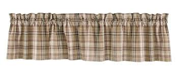 park designs thyme tailored valance curtain