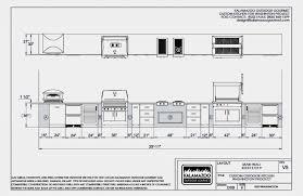 Autocad Kitchen Design Mesmerizing Autocad Kitchen Design Blocks Hydjorg