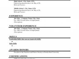 Winsome Inspiration Student Resume Examples 15 Example Resume For