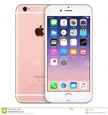 apple iphone 6s rose gold. editorial stock photo. download rose gold apple iphone 6s iphone