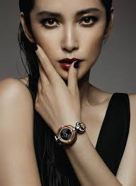 the gorgeous chinese female actress li bing bing is the new gucci for the