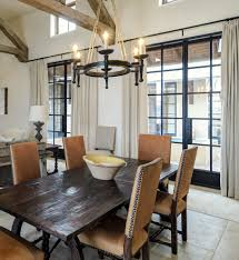 chair dining tables room contemporary: leather kitchen sling chair dining room contemporary with rustic wood dining table round standard height dining