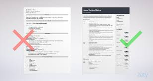 Java Developer Resume Sample And Writing Guide 20 Examples