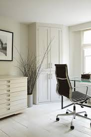 colors for a home office. fine for study in all white with colors for a home office
