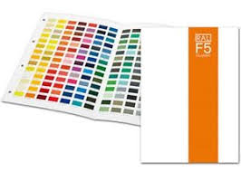 Ral Chart Details About Ral F5 Classic Guide The Only Ral Chart With All Colours To View Pack Of 5