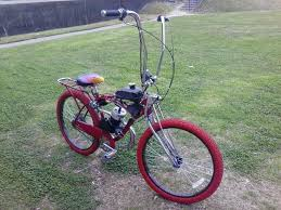 alabama custom built motorized chopper bicycles custom motorized